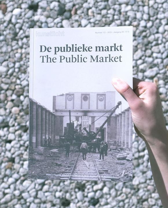Vol. 34, 2013, no. 1/2, The Public Market