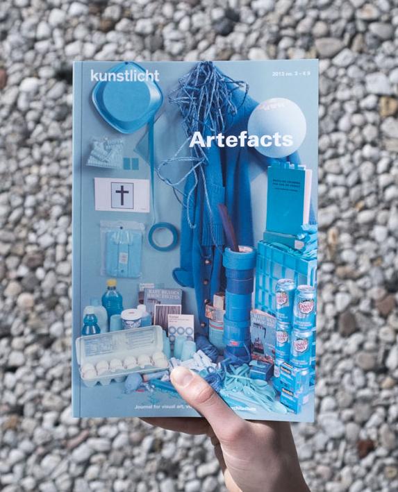 Vol. 34, 2013, no. 3, Artefacts