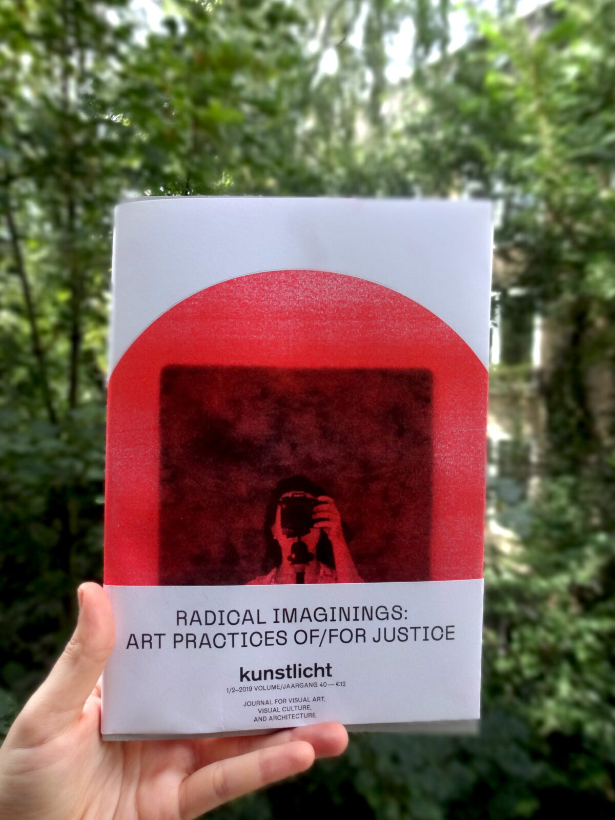 VOL. 40 NO. 1-2, 2019, RADICAL IMAGININGS: ART PRACTICES OF/FOR JUSTICE