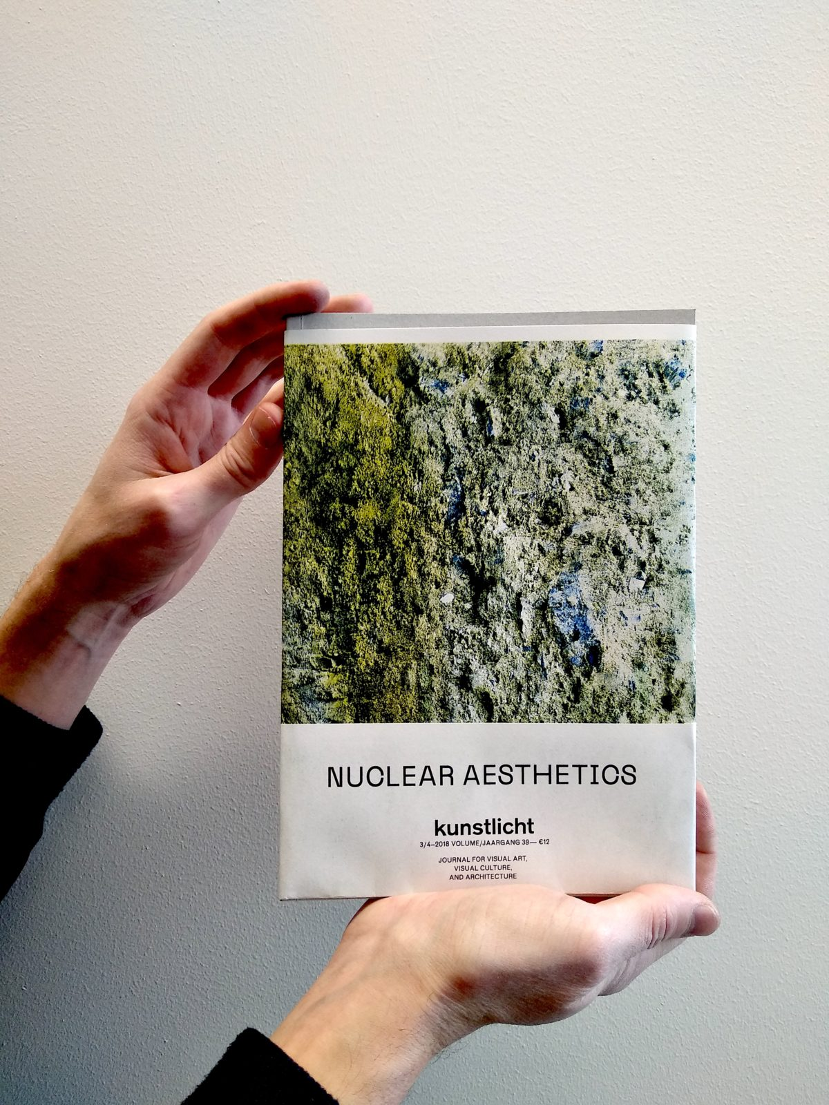 VOL. 39, NO 3/4, 2018, NUCLEAR AESTHETICS
