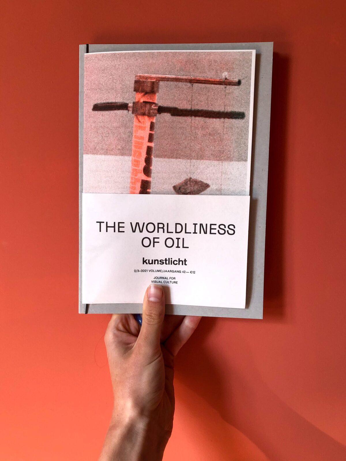 The Worldiness of Oil - Riso Wiso, Clementine Edwards, Kunstlicht